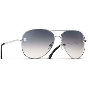 CHANEL CC pilot sunglasses ! 😎